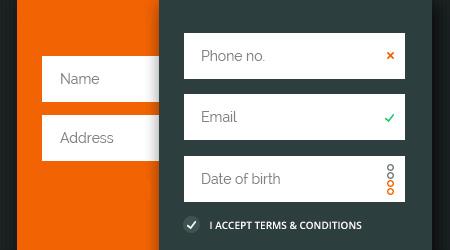 Crea formularios de múltiples páginas con facilidad