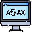 Built in AJAX search mechanism
