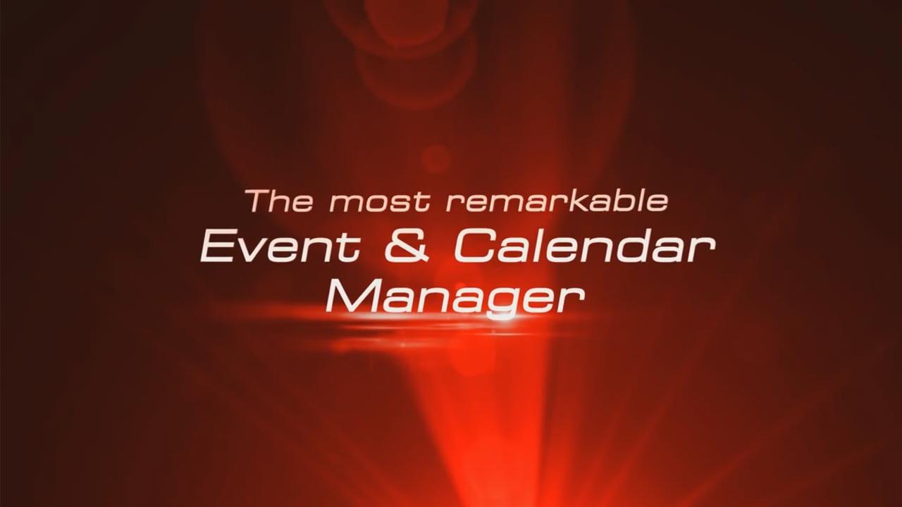Joomla!® Event & Calendar - RSEvents!Pro