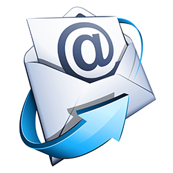 RSContact! email configuration