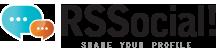 RSSocial! Logo