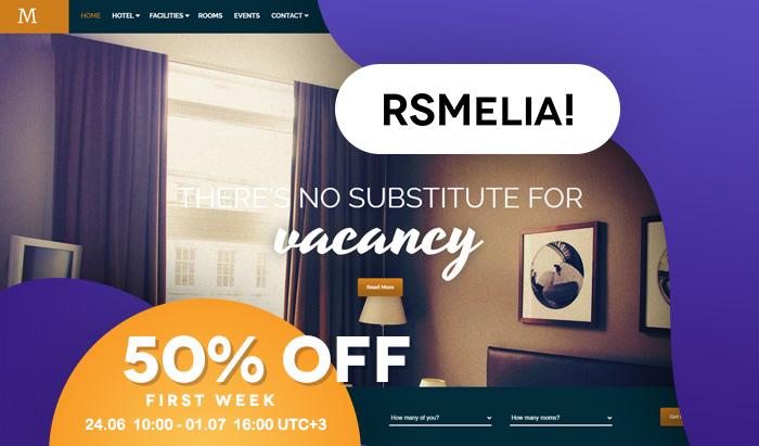 RSMelia! Banner