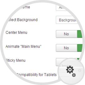 Multiple Theme Options