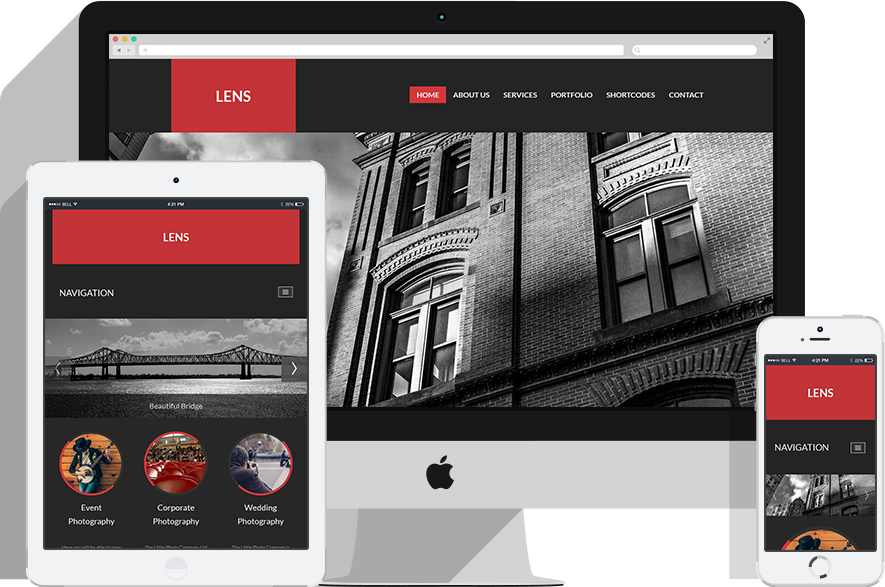 Rslens responsive template for joomla 3x rslens responsive template for joomla 3x maxwellsz