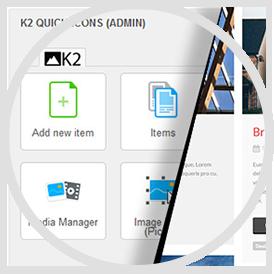 K2 integration
