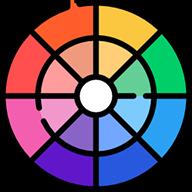20 predefined color schemes